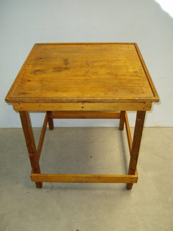 Domino - Wooden Table