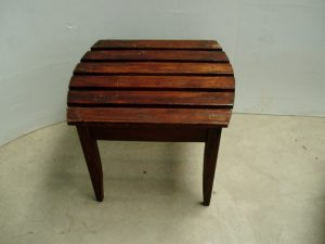 Wooden Side Table-0