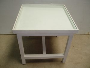 White Side Table-0