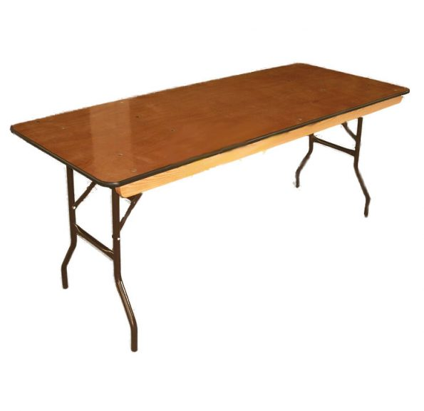 Banquet Table [3ft.x8ft.]-0