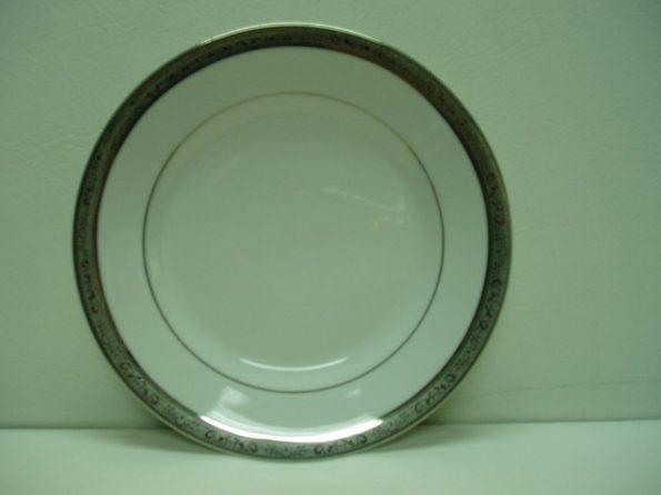 Paradise Silver Rim Dinner Plate-0