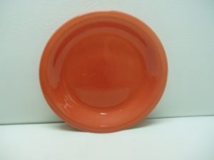 Sq Orange cake Plate-0