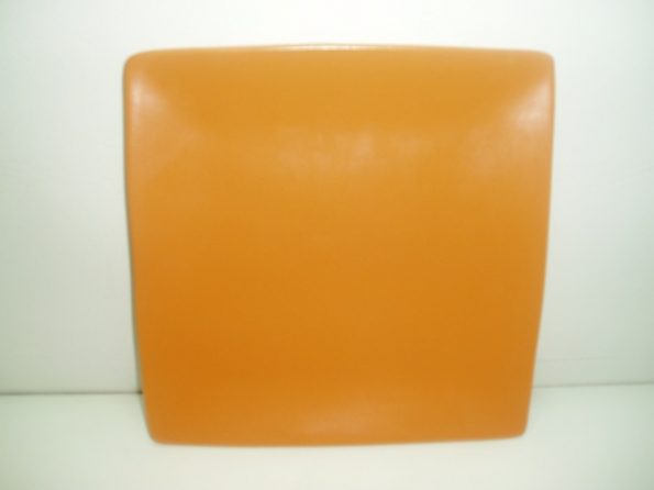 Square - Orange Plate-0