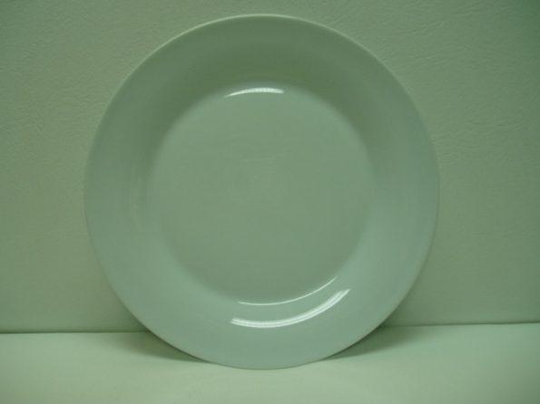 Casabella White Breakfast Plate-0