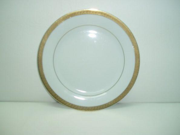 Luxor Gold Rim Plate-0