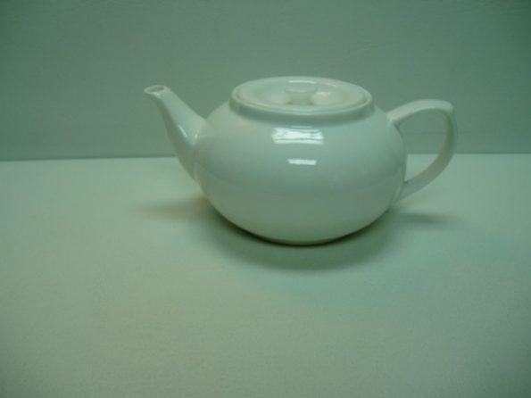 White Teapot -0