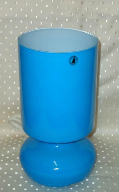 Ikea Blue Lamp (Medium)-0