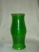 Hurricane Shade Green Candle Holder-0