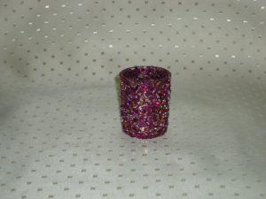 Sparkle Purple Votive