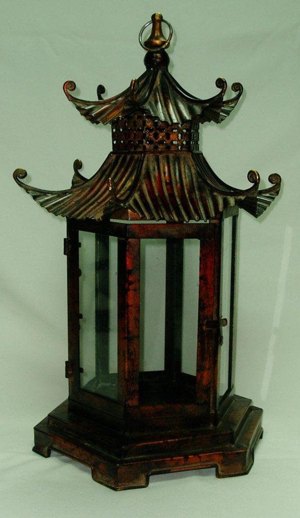 Chinese Rustic Large Lantern-0
