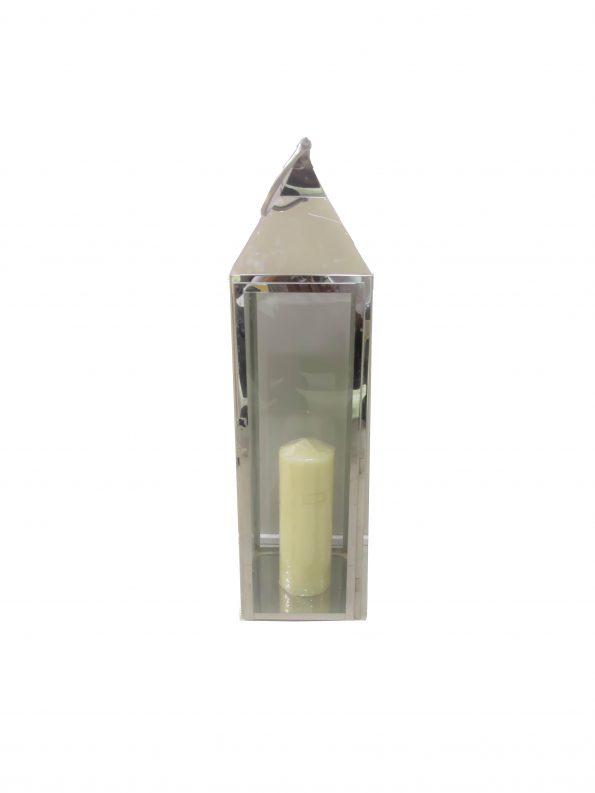 Extra Large Silver Lantern-0