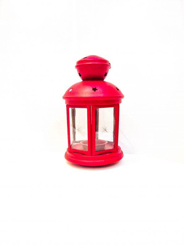 Star Lantern (Red)-0