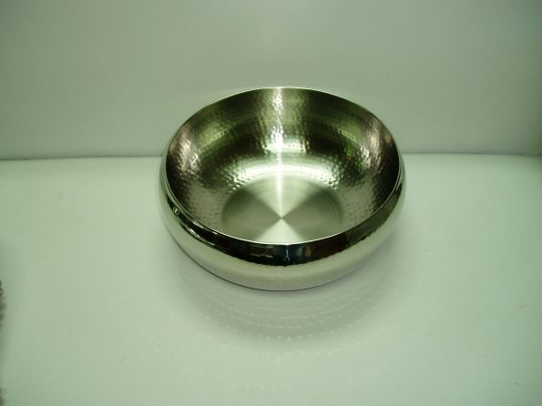 Stainless Steel Salad Bowl (Large)-0