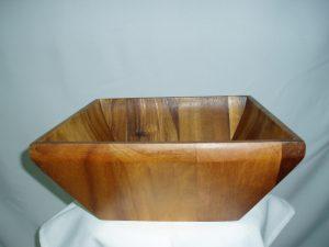 Darkwood Salad Bowl (Medium)-0