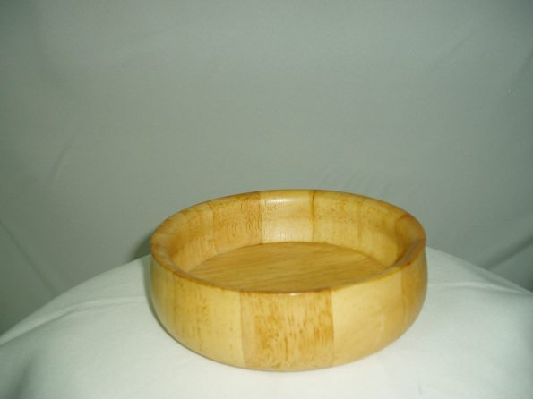 Wooden Sauce Bowl (Small)-0