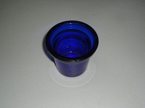 Blue Tealite Candle Holder-0