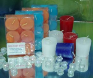 3 Inch Voltive Assorted Candles-0