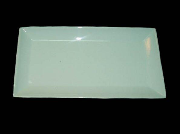 Ceramic Bread serving Tray-0