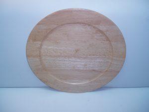 Wooden Round Serving Trays-0