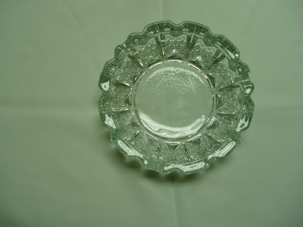 Glass Ash Tray-0