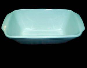 Rectangular White Casserole Dish-0