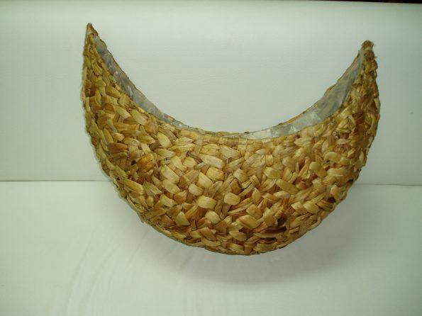 Plait Bread Basket (Large)-0