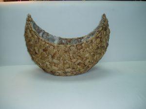 Plait Bread Basket (Small)-0