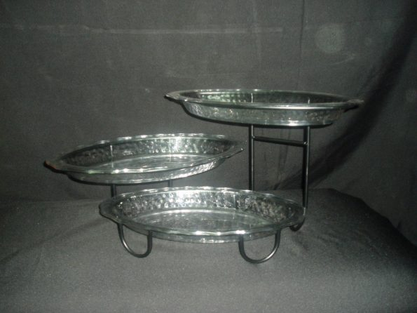 3 Tier Buffet Server (Acrylic)-0