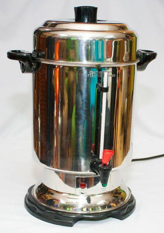 Perculator (60 cups )