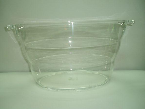 Plastic Tub - Oval