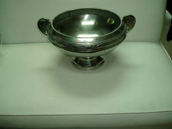Stainless Steel Punch Bowl-0