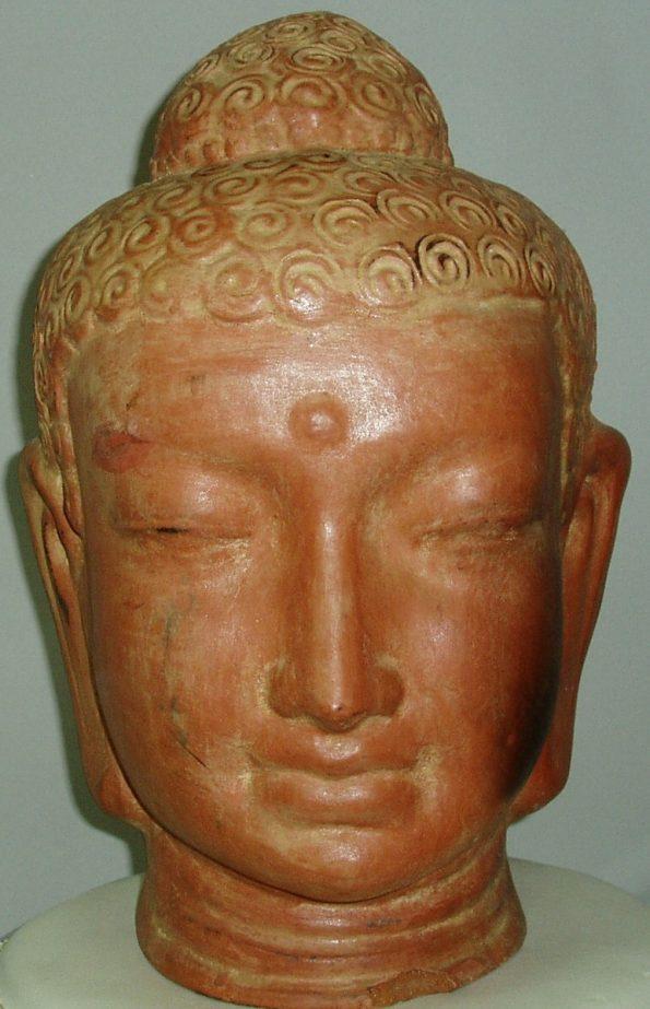 Buddha Head Table Top Decor-0