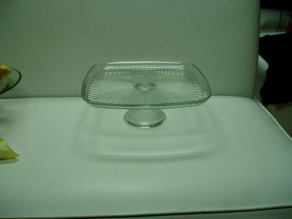 Cake Stand w/o Cover - Large