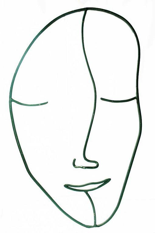Lady Face (Large)-0