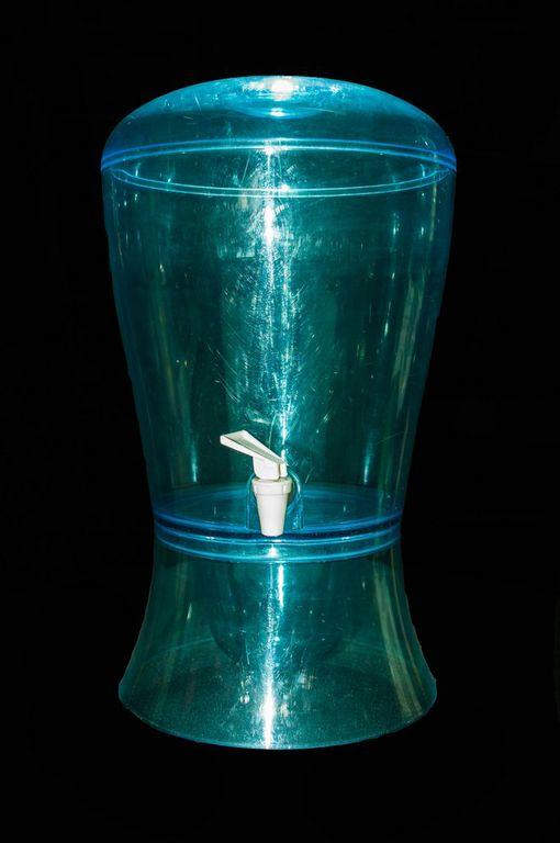 Blue Juice Dispenser-0