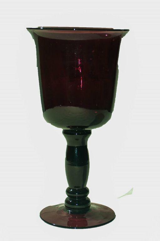 Purple Litetyme Candle Holder (Medium)-0