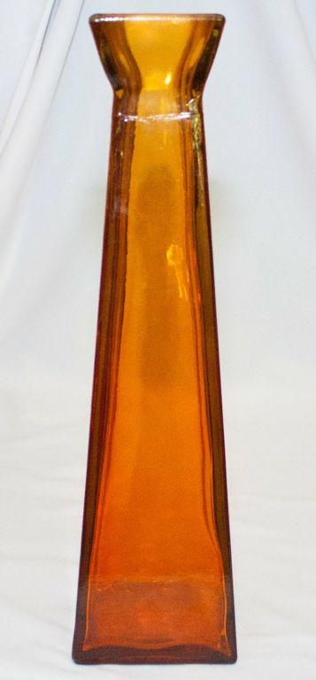 Orange Decor Bottle/Vase-0