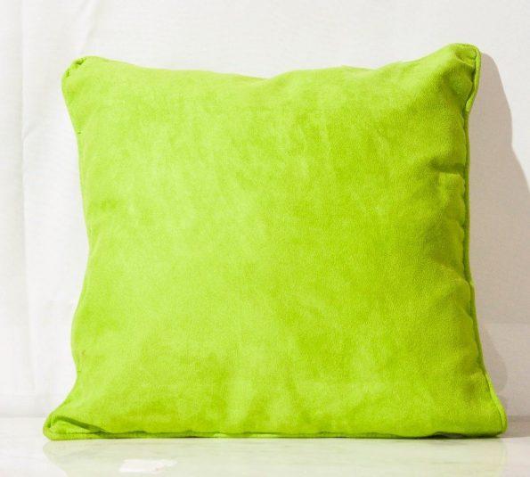 Lime Green Throw Cushion-0