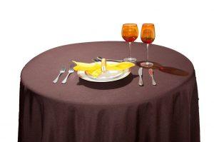Burgundy Tablecloth