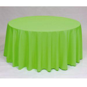 Citrus Green Tablecloth