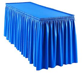 Royal Blue Skirting-0