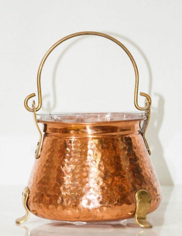 Copper Plant Bucket (Small)-0