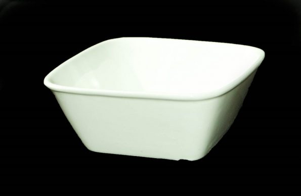 Ceramic White Sauce Bowl (Small)-0