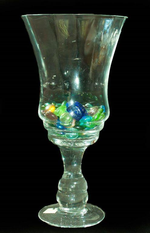 Optic Hurricane Vase/Candle Holder (Small)-0