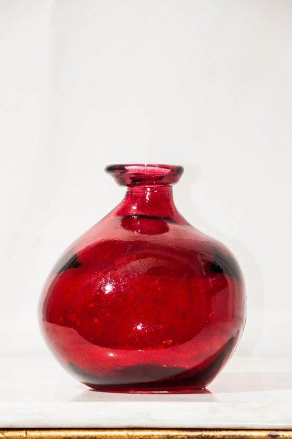 Genie Red Bottle/Vase