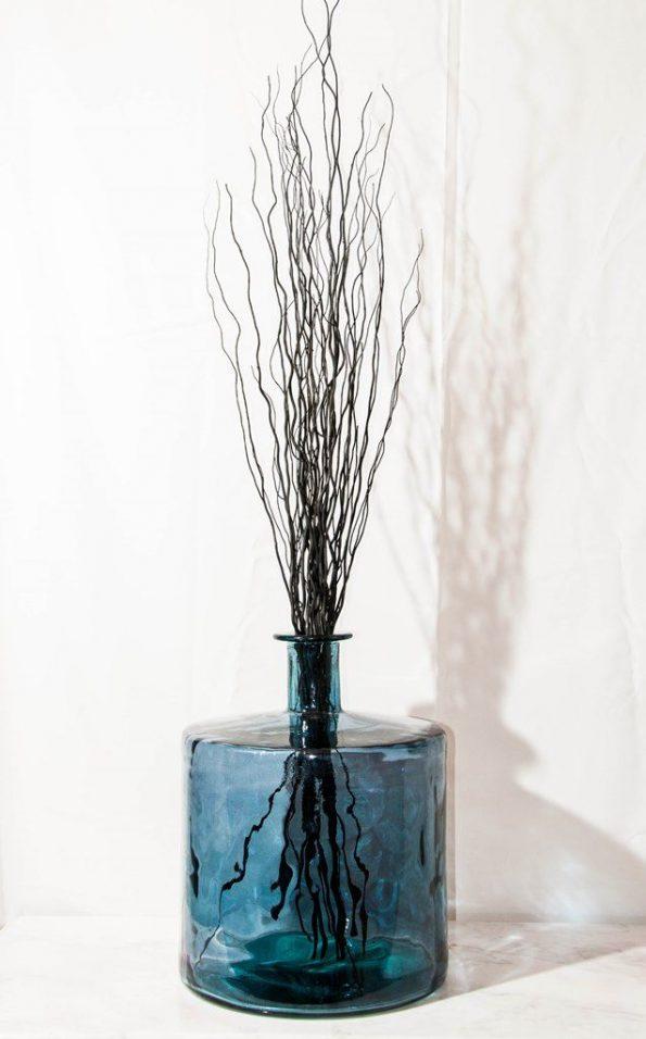 Navy Blue Decor Bottle/Vase (Extra Large)-0