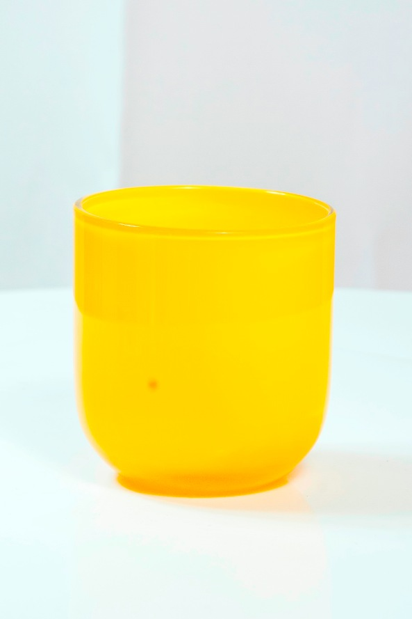 Voltive Candle Holders Yellow / White