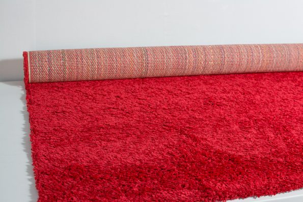 """Red 63""""x74' Rug"""