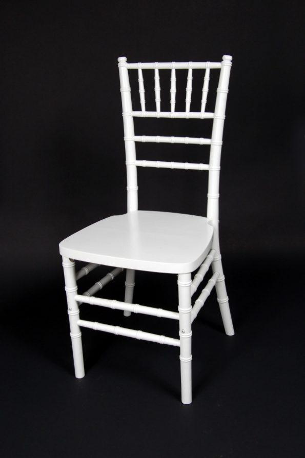 White Chavari Chair
