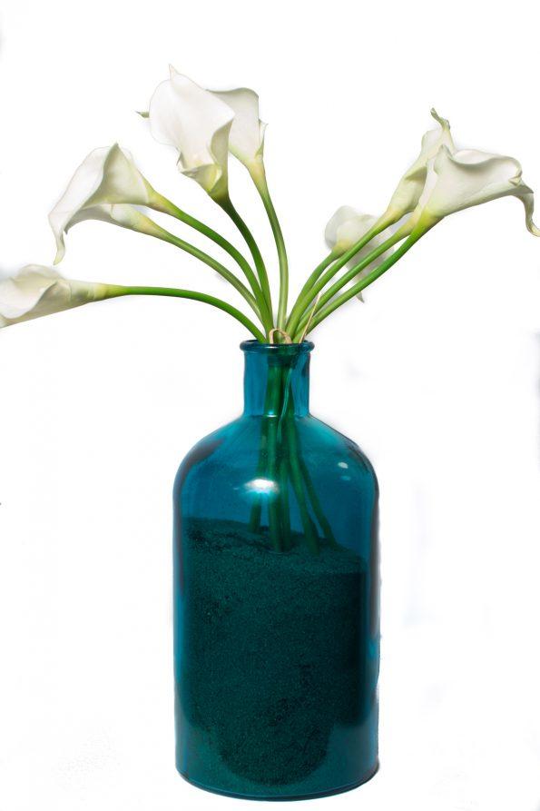 White Calla Lillies Floral Arrangement-0